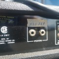 Peavey amplifier (SOLD) and speaker - 6