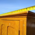 Three doors cupboard, armoire - 6