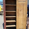 Country pine jam cupboard, armoire - 2
