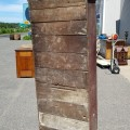 Country pine jam cupboard, armoire - 9
