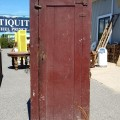 Country pine jam cupboard, armoire - 10