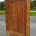 Diamond point armoire, cupboard - 16