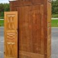 Diamond point armoire, cupboard - 3