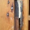 Diamond point armoire, cupboard - 4