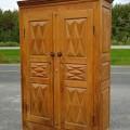 Diamond point armoire, cupboard - 1