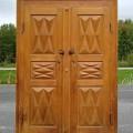 Diamond point armoire, cupboard - 9