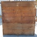 Pine open-dish dresser, forged nails, armoire - 5