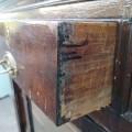 Lotbinière armoire-buffet, forged nails - 5