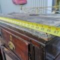 Lotbinière armoire-buffet, forged nails - 7