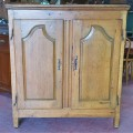 Louis XV buffet, bahut, doors has been fitted to a old frame - 13