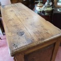 Louis XV buffet, bahut, doors has been fitted to a old frame - 5
