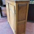 Louis XV buffet, bahut, doors has been fitted to a old frame - 10