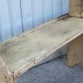 Bucket bench, original color, Early 20th century - 3