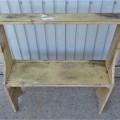 Bucket bench, original color, Early 20th century - 7