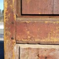 Very old armoire, doors missing, 18 century - 2