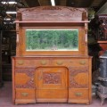 Oak sideboard - 1