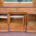 Oak sideboard - 3