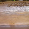Oak sideboard - 10