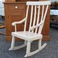 Chaise berçante, berceuse de St-Hilarion - 1