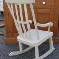 Chaise berçante, berceuse de St-Hilarion - 4