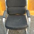 Chaise, fauteuil vintage - 3