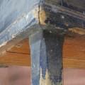 Coffre assemblé à poteaux et clous carrés - 4