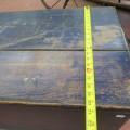 Coffre assemblé à poteaux et clous carrés - 8