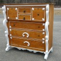 Bonnet chest of drawers - 1