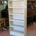Étagère bibliothèque vintage en métal - 1