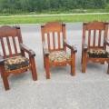 Fauteuils, chaises (entrepot) - 1
