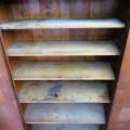 Grande armoire en pin, panneaux creux - 3