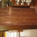 Grande armoire en pin, panneaux creux - 8