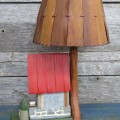 Lampe art-populaire - 2