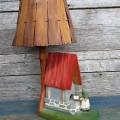 Lampe art-populaire - 1