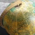 Lampe, globe terrestre - 2
