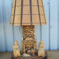 St-Jean-Port-Joli lamps - 2