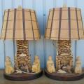 St-Jean-Port-Joli lamps - 1