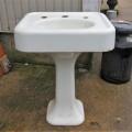 Cast iron sink - 1