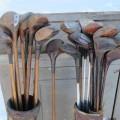 Lot de bâtons de golf - 2