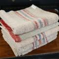 Lot de couvertures en laine - 1
