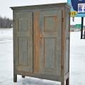 Little Quebec armoire, original color  - 3