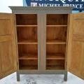 Little Quebec armoire, original color  - 4