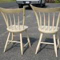Petites chaises de style Windsor - 5