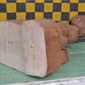 Sculpture en bois signée Lynn, art populaire - 3