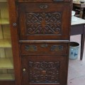 Side-by-side, desk bookcase - 2