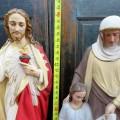 Statues religieuses en plâtre - 2