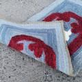 Tapis crocheté - 3