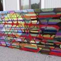 Très grand tapis crocheté - 1