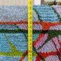 Très grand tapis crocheté - 2