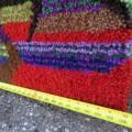Très grand tapis crocheté - 3
